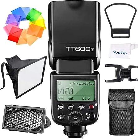【Godox正規代理&日本語取説書】GODOX TT600SスピードライトSONY用 ワイヤレス伝送カメラフラッシュハイスピードシンクロマスタースレーブマル内蔵2.4 Gカメラフラッシュfor ソニー デジタルSLR 7 a7r a7II a7RII a58 a99