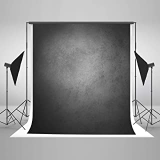 Kate 6.5x10ft Gray Abstract Backdrop Grey Portrait Textures Photo Background Old Master Grey Backdrops