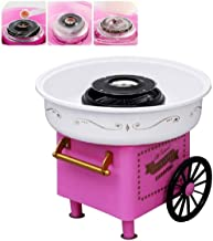 ANCROWN Cotton Candy Machine, Sugar Floss Maker, Portable Mini Electric DIY Sweet Device..