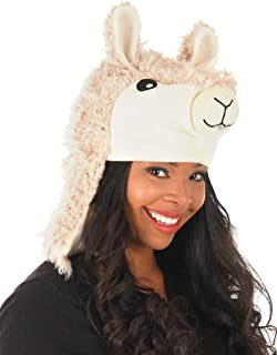 Spitting Llama Sprazy Hat for Adults