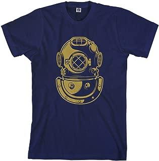 Men's Deep Sea Diver Helmet T-Shirt