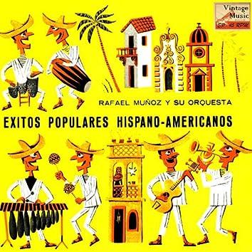 """Vintage Puerto Rico Nº 11 - EPs Collectors, """"Exitos Hispano-Americanos"""""""""""
