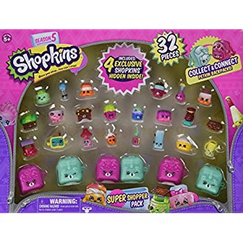 Shopkins Season 5 Super Shopper Pack, Include | Shopkin.Toys - Image 1