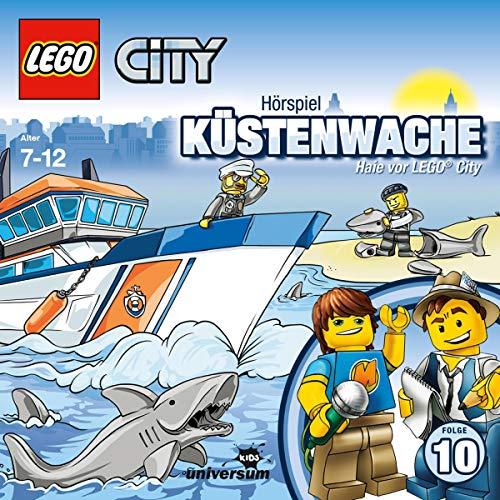 Küstenwache - Haie vor Lego City Titelbild
