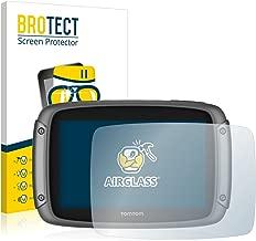 brotect Protector Pantalla Cristal Compatible con Tomtom Rider 500/550 Protector Pantalla Vidrio Dureza 9H AirGlass