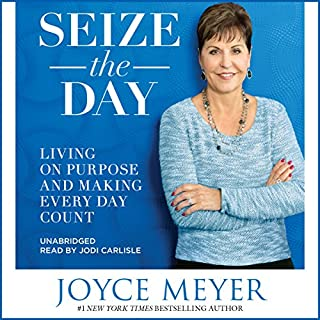 Seize the Day audiobook cover art