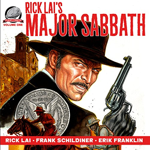 Rick Lai's Major Sabbath audiobook cover art