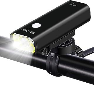 ATARAXIA 自転車ライト正真正銘800ルーメン 2500mah ロードバイクライト USB充電式 5点灯モード IPX6防水 200メートル以上照射