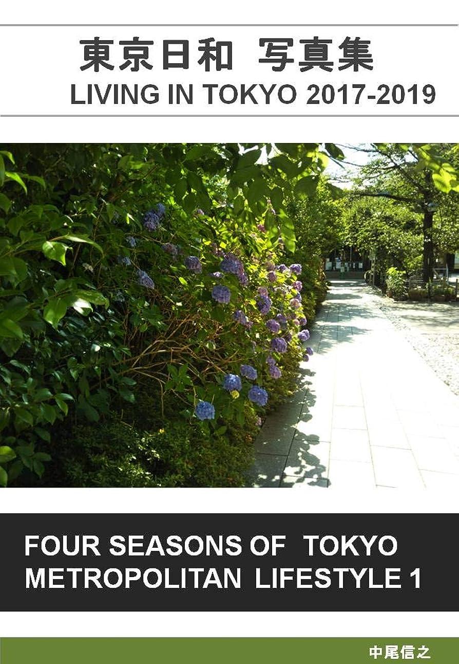 ガチョウ演じる模倣東京日和 写真集 FOUR SEASONS OF  TOKYO  METROPOLITAN  LIFESTYLE
