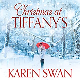 Christmas at Tiffany's cover art