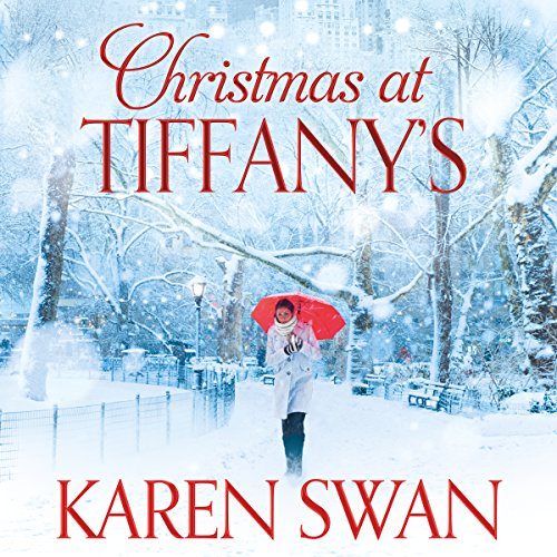 Christmas at Tiffany's audiobook cover art