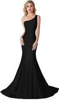 Babyonlinedress Babyonline Elegant One Shoulder Long Mermaid Prom Dress For  Women CPS077 bd8b43397843