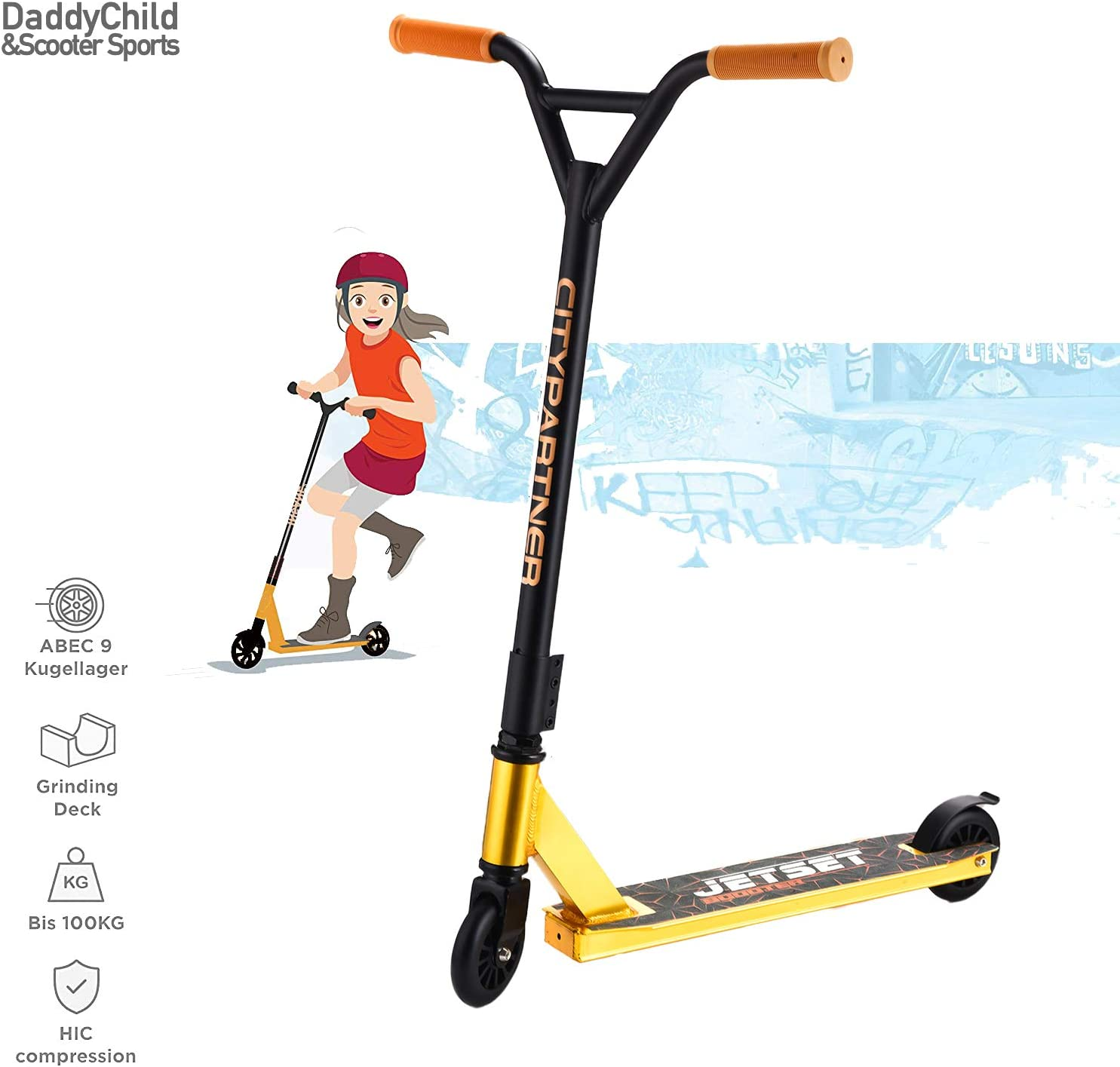 Buy Pro Scooters   Beginner Stunt Scooters for Kids 20 Years and Up ...