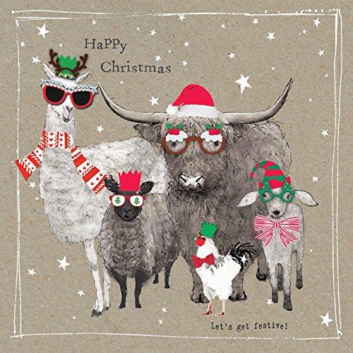 Hammond Gower Pubblicazioni AXWK260biglietti natalizi (confezione da 8)