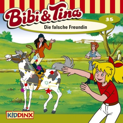 Die falsche Freundin audiobook cover art