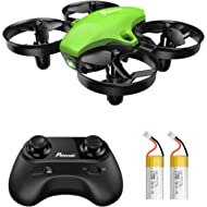 Potensic Upgraded A20 Mini Drone Easy to Fly Even to Kids and Beginners, RC Helicopter Quadcopter...