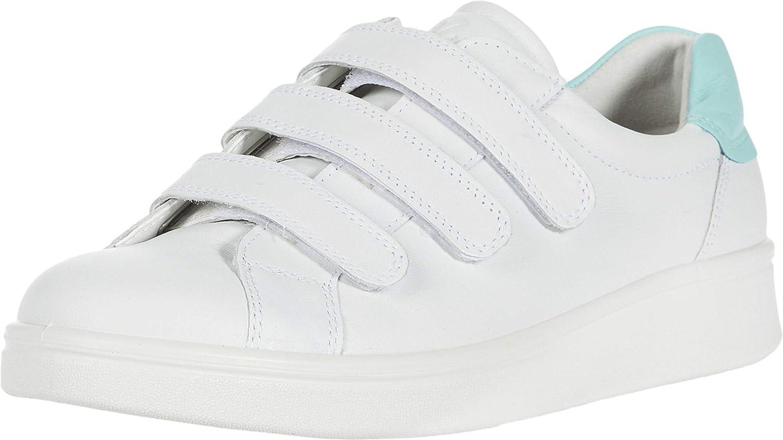 ECCO Women's Soft 4 quality assurance Three Strap Portland Mall Sneaker