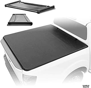 Fenza Soft Tri-Fold Tonneau Cover for 2016-2019 Nissan NP300 (Double Cab)