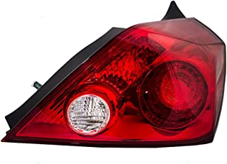 Passengers Taillight Tail Lamp Replacement for Nissan 26550JB100