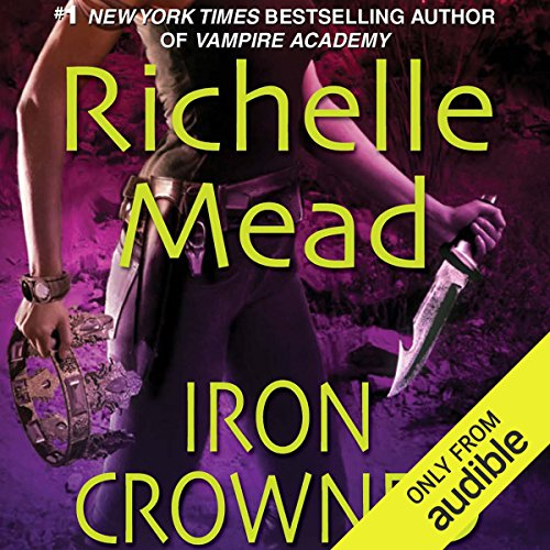 Iron Crowned audiobook cover art
