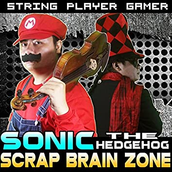 """Scrap Brain Zone (from """"Sonic the Hedgehog"""")"""