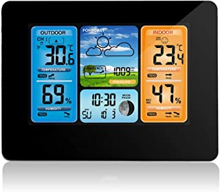 Boblythe Aqara Smart Temperature Humidity Sensor Wifi Zigbee Wireless Thermometer Hygrometer Smart Home Device Air Pressure Work With Xiaomi White HomeKit APP