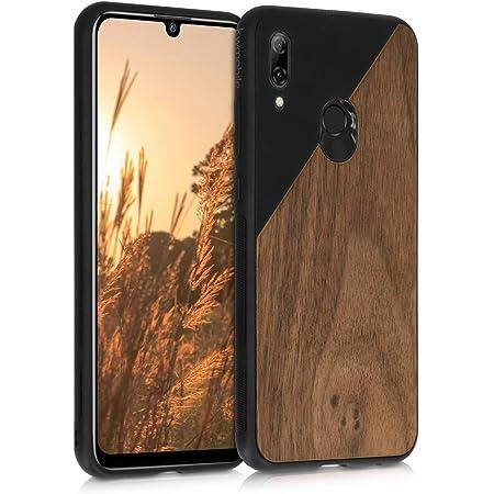 kwmobile Coque en Bois Compatible avec Huawei P Smart (2019 ...