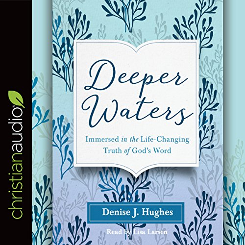 Deeper Waters audiobook cover art