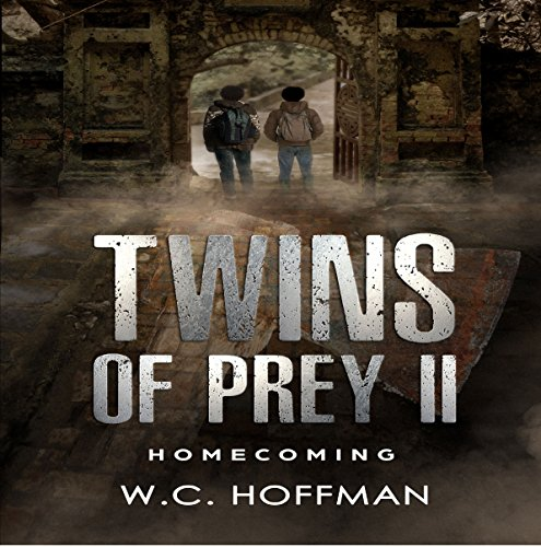 Twins of Prey II: Homecoming audiobook cover art