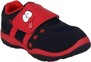 MYAU Kids Casual Sytlish Smiley Printed Soft Comfortable Shoes