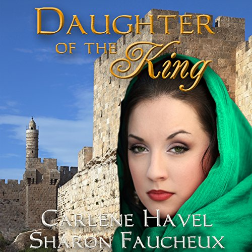 Daughter of the King audiobook cover art