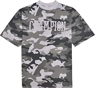 Mens Big and Tall Short Sleeve T Shirt with High Density Logo