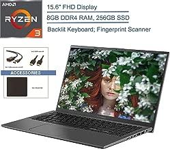"2020 ASUS VivoBook 15 15.6"" FHD Laptop Computer, AMD Ryzen 3 3200U (Beats i5-7200U) Up to 3.5GHz..."