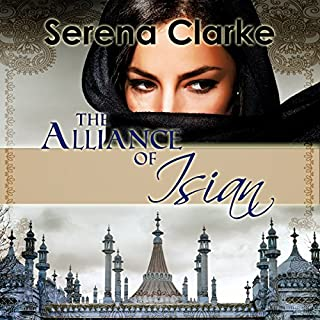 The Alliance of Isian audiobook cover art