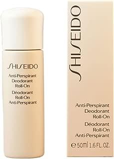 Shiseido Anti-perspirant Deodorant Roll-on Deodorant Roll-on for Unisex, 1.6 Ounce