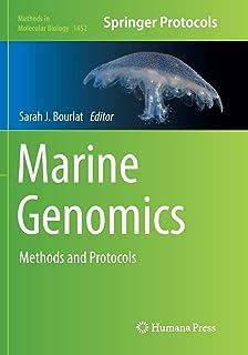 Marine Genomics: Methods and Protocols