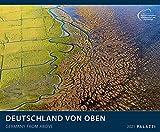 Deutschland von oben 2021 - Bild-Kalender - Wand-Planer - 60x50