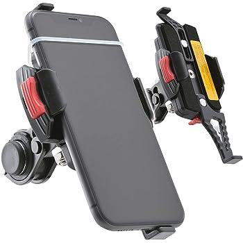 デイトナ バイク用 スマホホルダー ワイド リジット iPhone11/Pro/Pro Max/SE2(第二世代)対応 WIDE IH-550D 92601