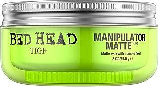 Tigi Bed Head Manipulator Matte Wax, 2 Oz (Pack Of 6)