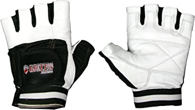 Grizzly Fitness White Grizzly Paw Training Gloves