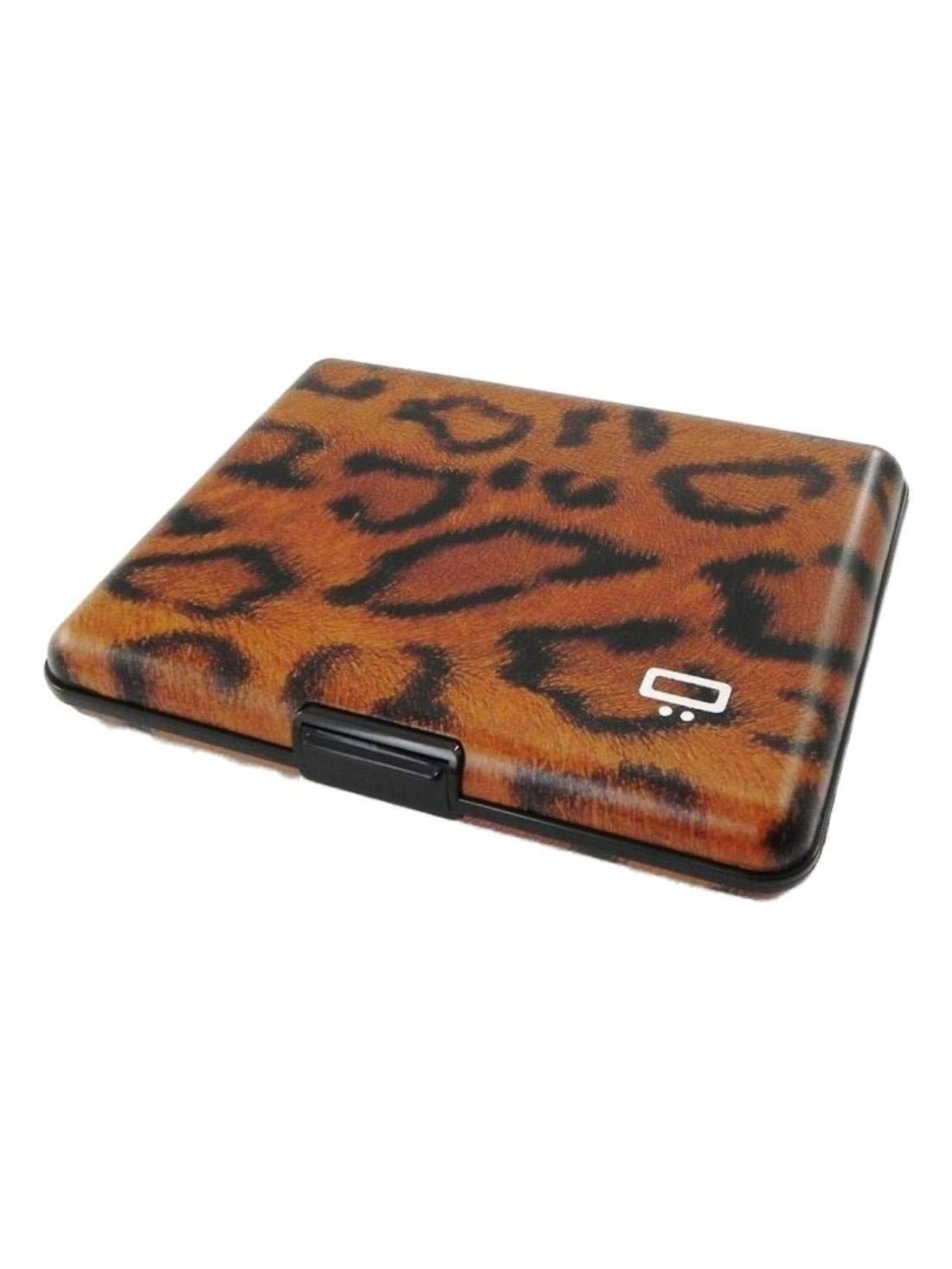 Ogon Aluminum Wallet Orange