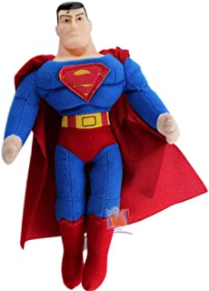 Superman plush Doll - 10in Soft Justice League Superman Stuffed Plush by Kelly Toy