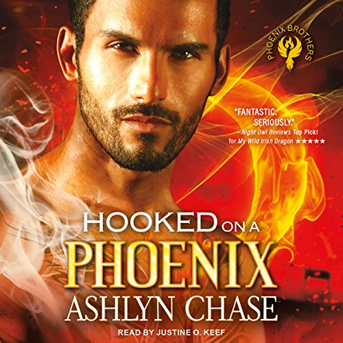 Hooked on a Phoenix Audiobook By Ashlyn Chase cover art