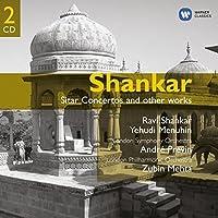 Sitar Concertos & Other Works by RAVI / MENUHIN / LSO / LPO / + SHANKAR (2005-05-24)