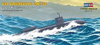 Hobby Boss USS Navy Greeneville Submarine SSN-772 Boat Model