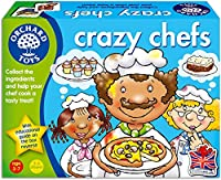 Crazy Chefs Game by Orchard Toys [Toy] [並行輸入品]