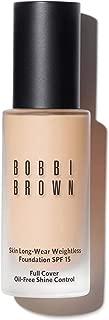 Bobbi Brown Skin Long-Wear Weightless Foundation Broad Spectrum SPF 15 - Porcelain (0) - 1 fl oz/30 ml