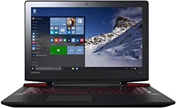 "2018 Lenovo Y700 15.6"" Ultra HD 4K IPS Powerful Gaming Laptop, Intel Core i7-6700HQ 2.6GHz, 16GB RAM, 256GB SSD, Red LED B..."