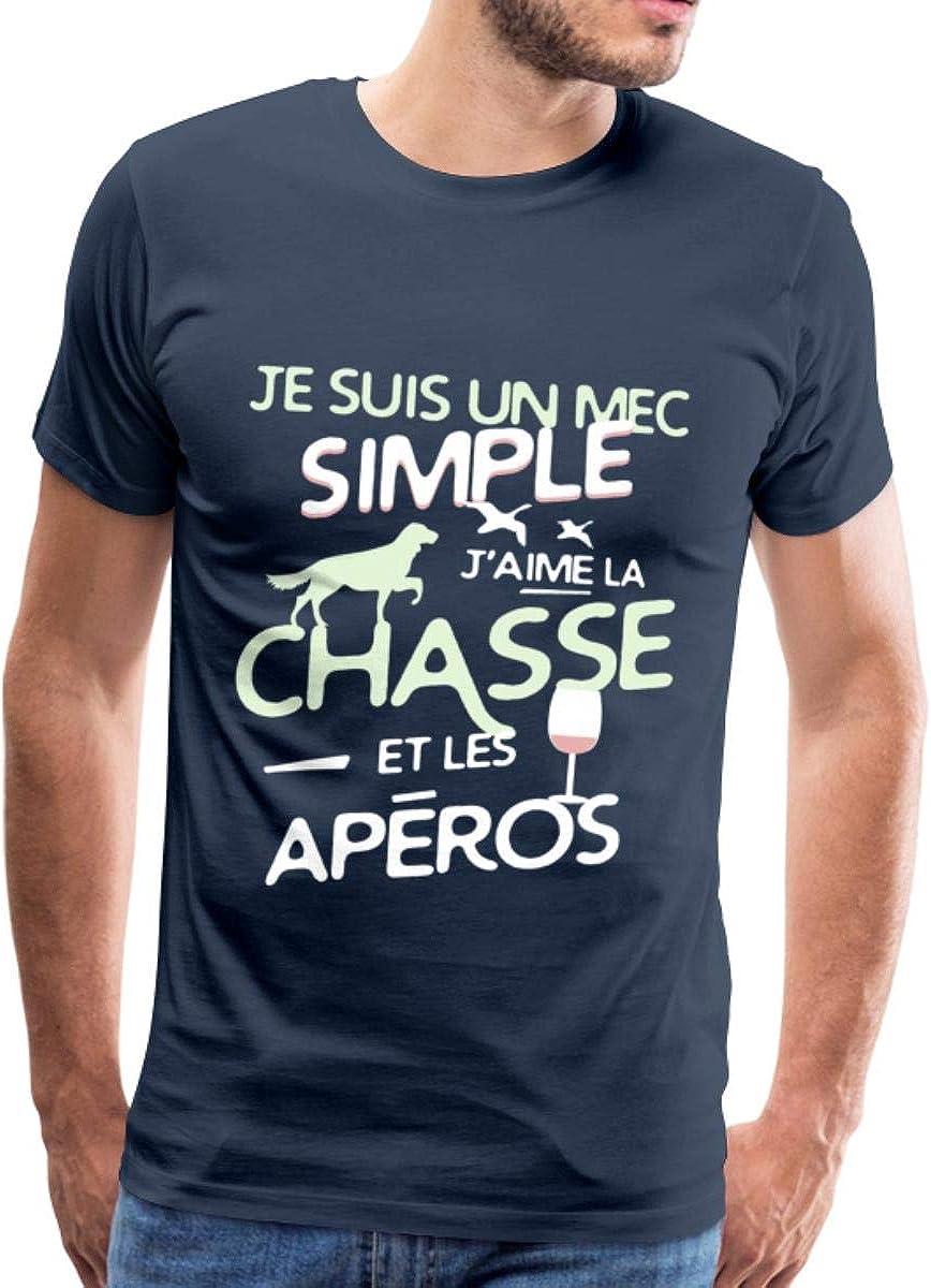 Qualité J/'aime mon mari pour être-Je suis trop tard son Standard Unisexe T-Shirt