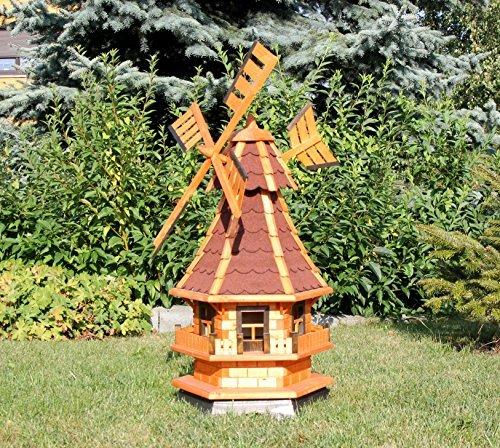 Schöne Windmühle, Windmühlen rot Typ 4 kugelgelagert